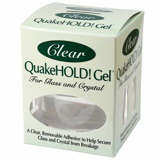 Quake Hold Clear Gel ! A must have on your vessel !