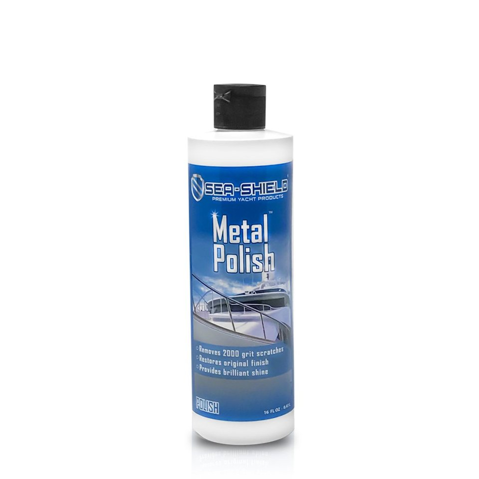 Metal Polish 473ml