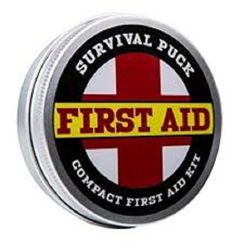 First Aid Puck
